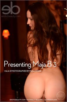 Presenting Maja B 2