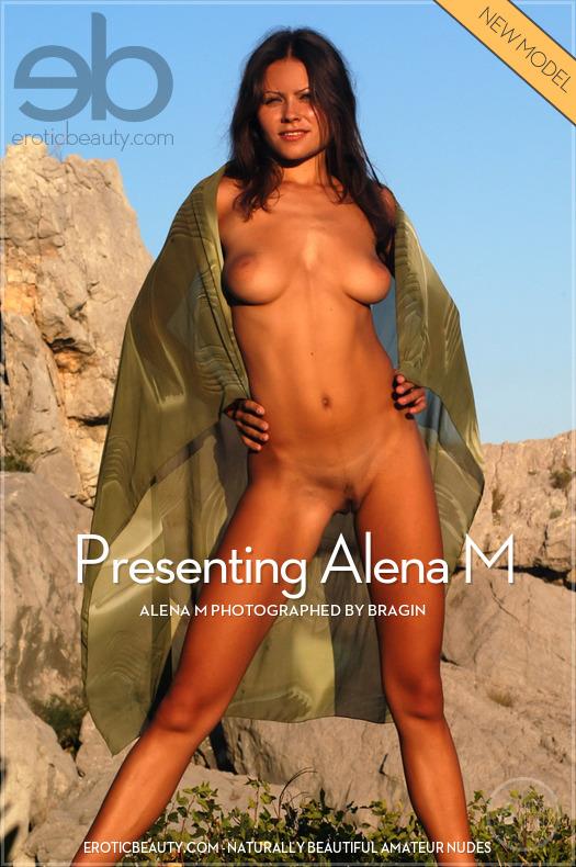 Presenting Alena M