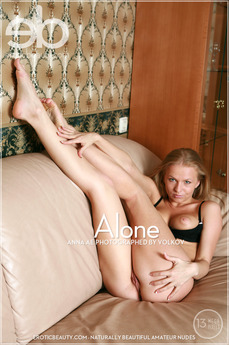 Alone. Alone featuring Anna AE by Volkov
