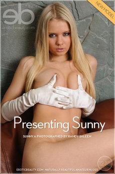 Presenting Sunny