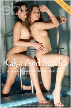 Kalya And Sandra