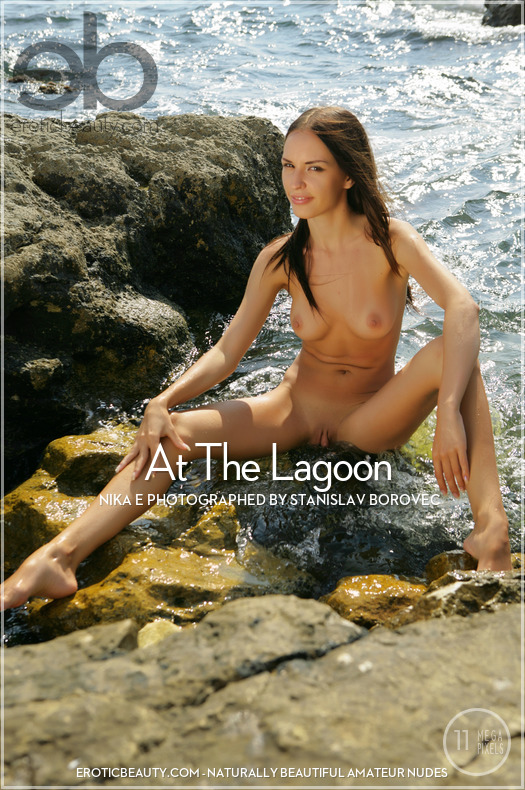 At The Lagoon featuring Nika E by Stanislav Borovec