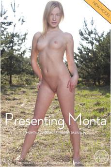 Presenting Monta