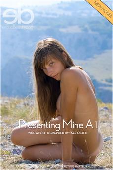 Presenting Mine A 1