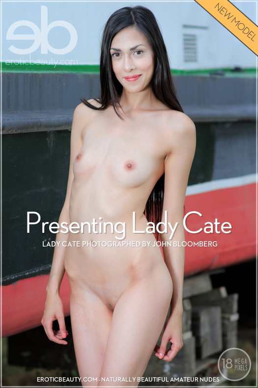 Presenting Lady Cate featuring Lady Cate by John Bloomberg