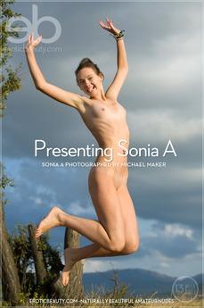 Presenting Sonia A