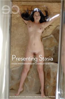 Presenting Stasia