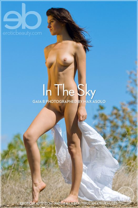 In The Sky featuring Gaia B by Max Asolo