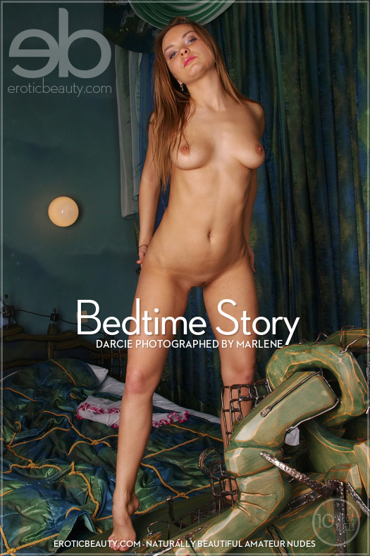 Bedtime Story featuring Darcie by Marlene