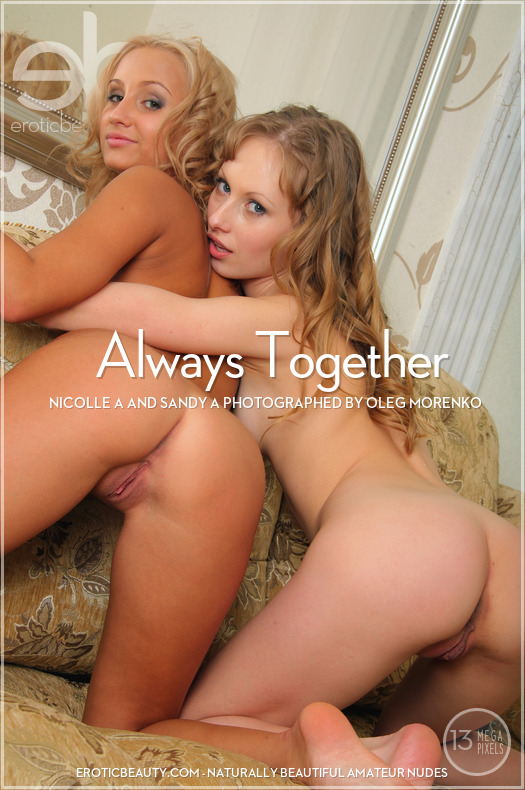 Always Together featuring Nicolle A & Sandy A by Oleg Morenko