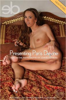Presenting Paris Devine