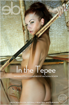 In The Tepee