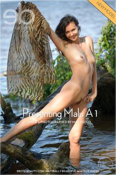 Presenting Malu A 1
