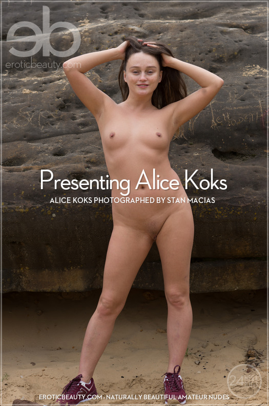 Presenting Alice Koks featuring Alice Koks by Stan Macias
