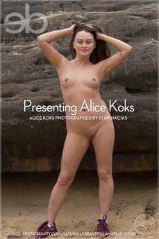Presenting Alice Koks