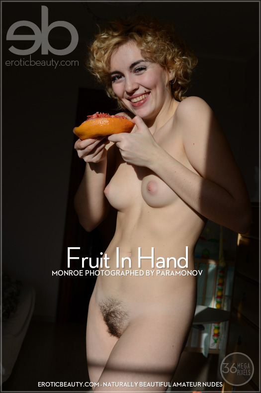 Fruit In Hand featuring Monroe by Paramonov