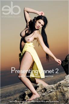 Presenting Janet B 2