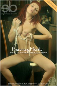 Presenting Monika