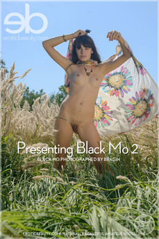 Presenting black mo 2. Presenting Black Mo 2 featuring Black MO by Bragin